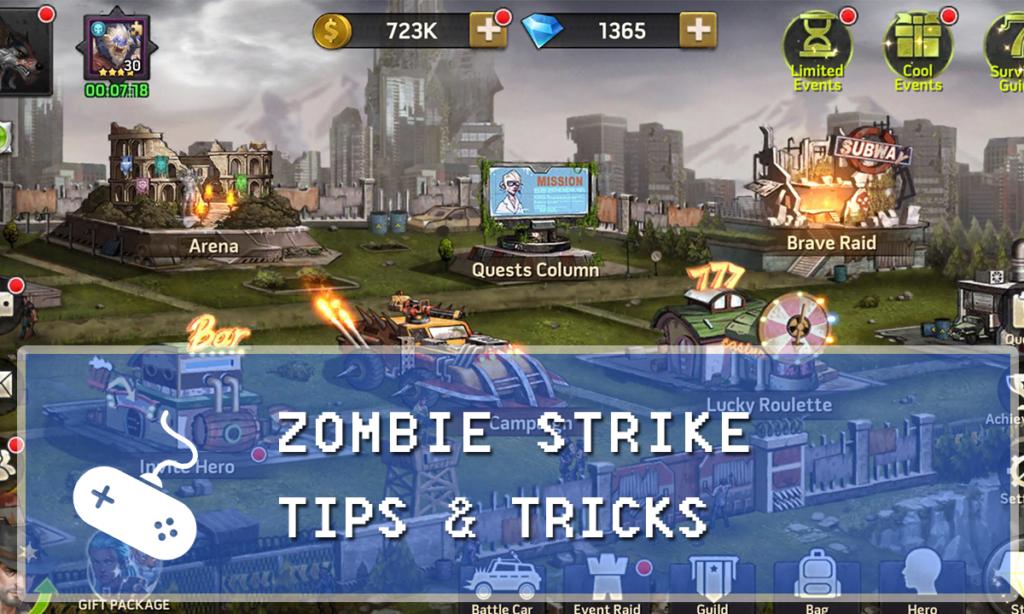 Zombie Strike: The Last War of Idle Battle Guide: Tips