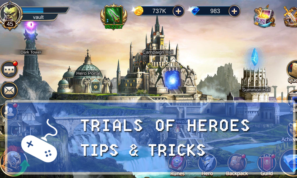 Trials Of Heroes Guide: Tips & Tricks for Dummies - Gaming Vault