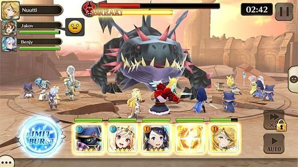 Top 20 Anime IOS Games - Gaming Vault
