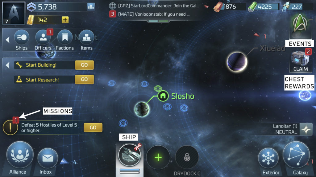Star Trek Fleet Command Guide: Tips & Tricks for Dummies