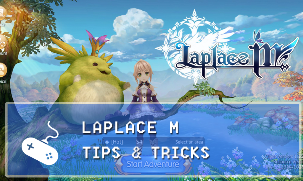 Laplace M Guide: Tips & Tricks for Dummies - Gaming Vault